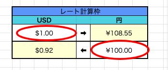 バイマ収支管理表